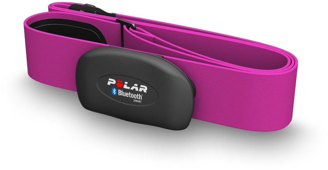 Polar H7 M-XXL (92053186) - нагрудный кардиодатчик (Pink)