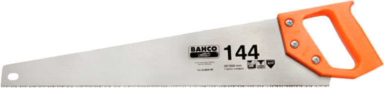 Bahco 144-16-8DR-HP - ножовка 400 ммСтолярные инструменты<br>Ножовка<br>