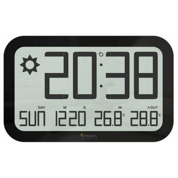 Oregon Scientific JW108 - настенные часы (Black)