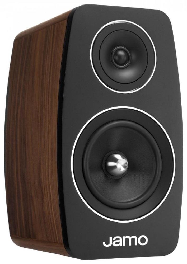 Jamo C 103 - акустическая система полочная (Walnut Veneer)Полочная акустика<br>Акустическая система полочная<br>
