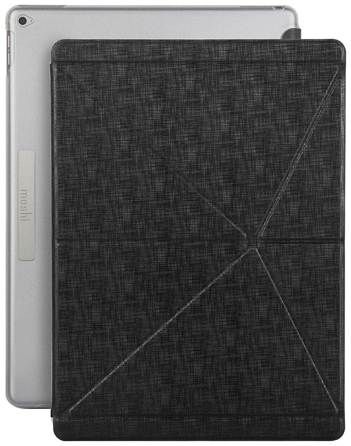 "Moshi VersaCover - чехол-книжка для Apple iPad Pro 12.9"" (Metro Black)"