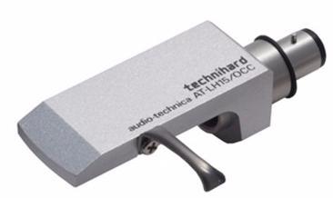 Держатель картриджа Audio-Technica AT-LH15/OCC (Silver) audio technica держатель картриджа at hs10 silver