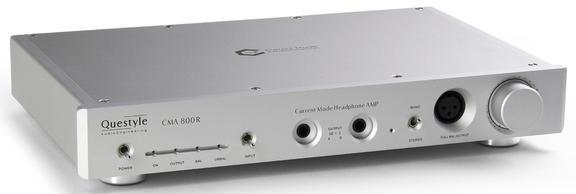Questyle CMA800R (00-00003151) - усилитель для наушников (Silver)