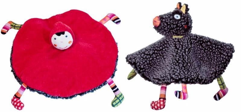 Волк и Красная шапочка
