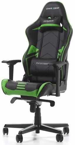 Dxracer OH/RV131/NE - компьютерное кресло (Black/Green)