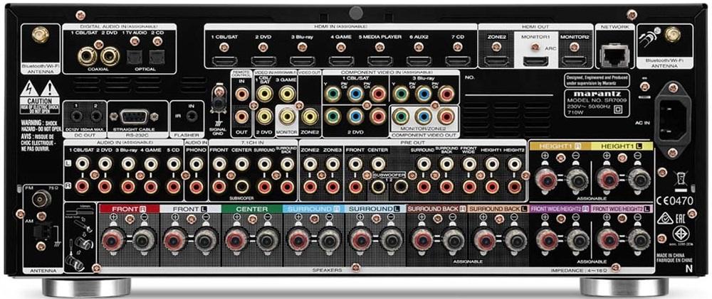 Denon AVR-X2100W