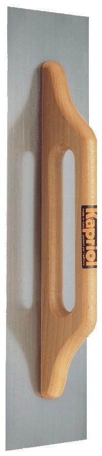 Kapriol 12х50 см (23039) - плоская гладилка с деревянной ручкой
