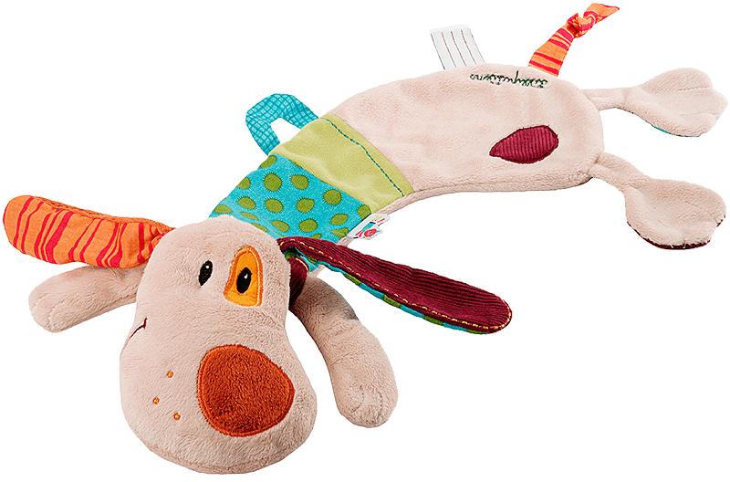 Lilliputiens Собачка Джеф: игрушка-обнимашка в коробке (86543)Развивающие игрушки<br>Игрушка-обнимашка в коробке<br>