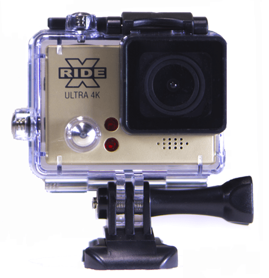 XRide Ultra 4K (DV560SJ) - экшн-камера (Silver)