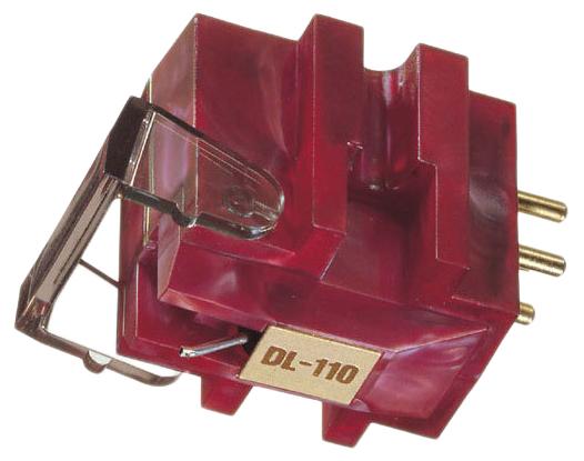 Denon DL-110 - головка звукоснимателя нд