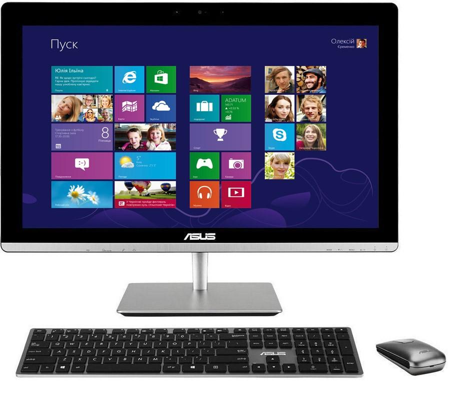 """Моноблок Asus ET2321INTH-B019R 23"""", Intel Core i5 1,6GHz 4200U, 6Gb, 2Tb, NVIDIA GeForce GT 740M (90PT00Q1-M03650) от iCover"""