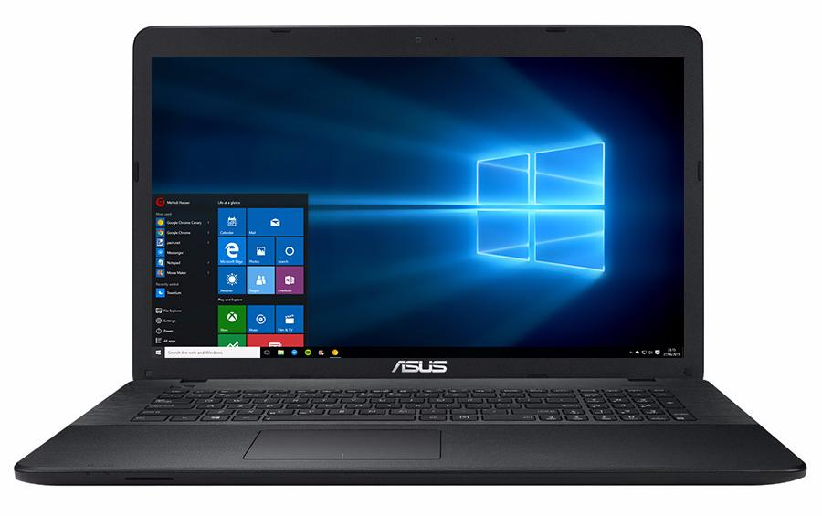 "Ноутбук Asus X751LJ-TY240T 17.3"", Intel Core i3 5005U, 4Gb, 500Mb HDD (90NB08D1-M04020)"