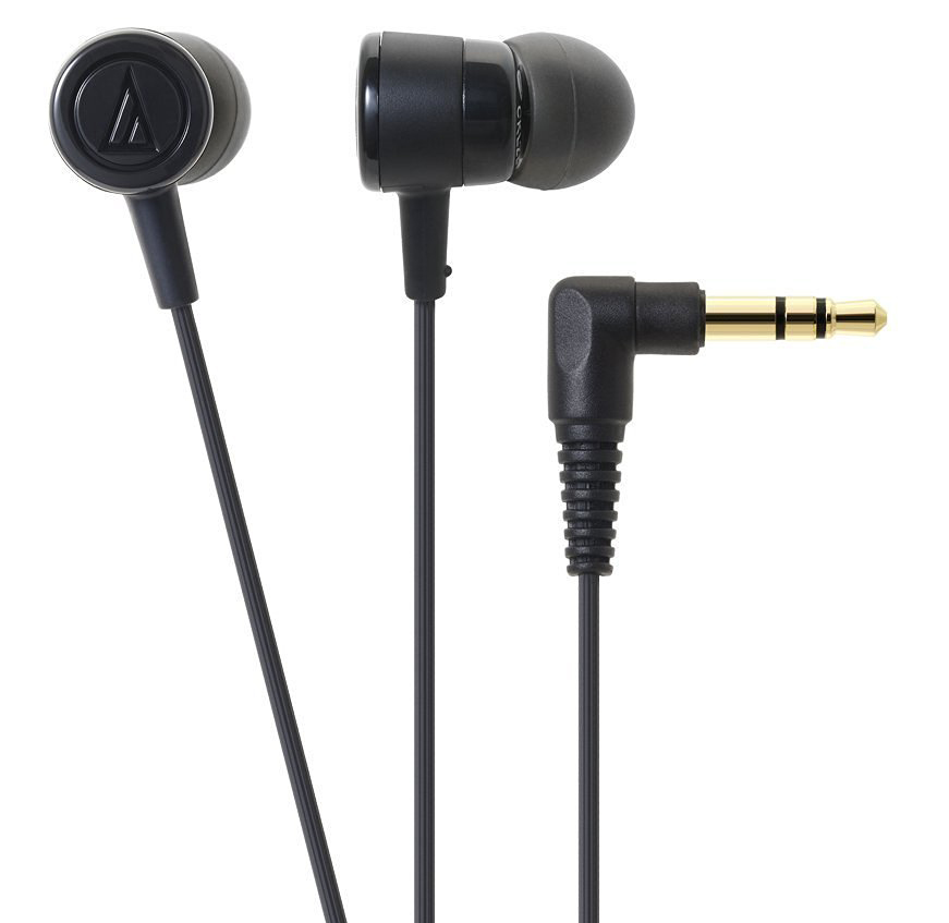 Audio-Technica ATH-CKL220 - внутриканальные наушники (Black)