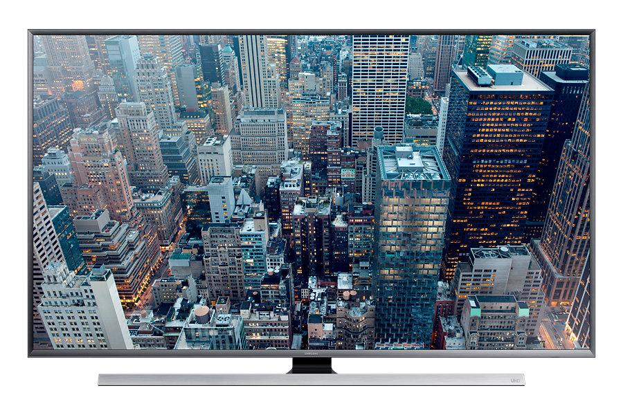 Samsung UE48JU7000U - 3D UHD-телевизор (Black)Телевизоры 4K<br>3D UHD-телевизор<br>