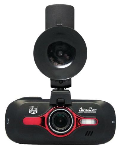 AdvoCam-FD8 Profi-GPS Red