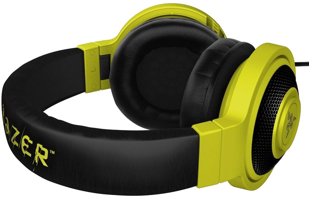 Razer Kraken Pro Neon Yellow