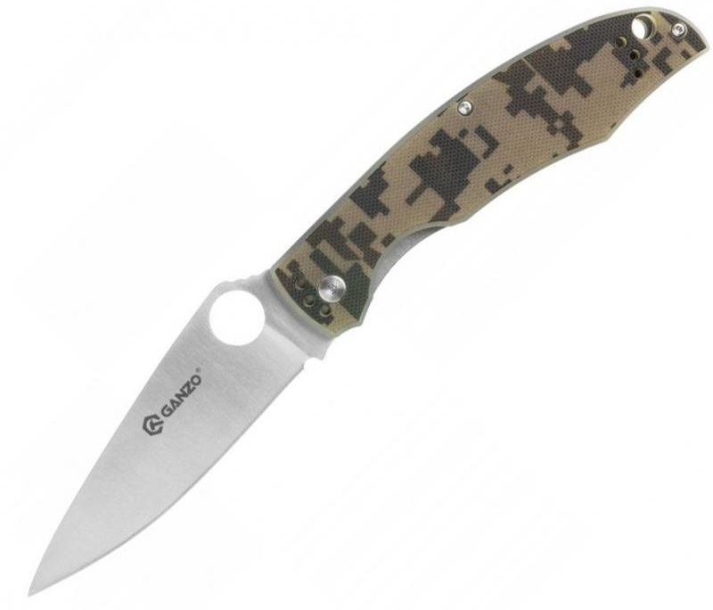 Ganzo G732 (G732-CA) - складной нож (Khaki)  цена