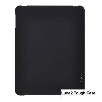 Luxa2 Tough Case (LHA0036) - чехол для iPad 2 (Black) от iCover
