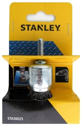 Stanley 36025-XJ - щетка чашечная для дрели D25 мм