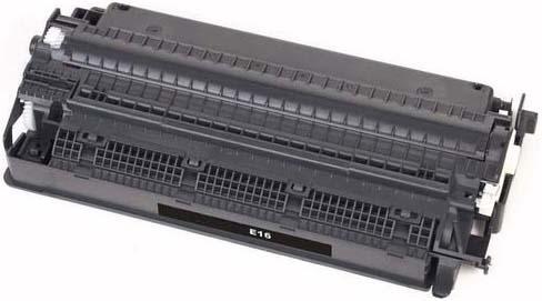 HP Canon E16 - картридж для копиров Canon FC100/FC200/FC300/PC800 (Black)