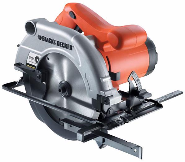 Black+Decker KS1300 (152837) - пила дисковая