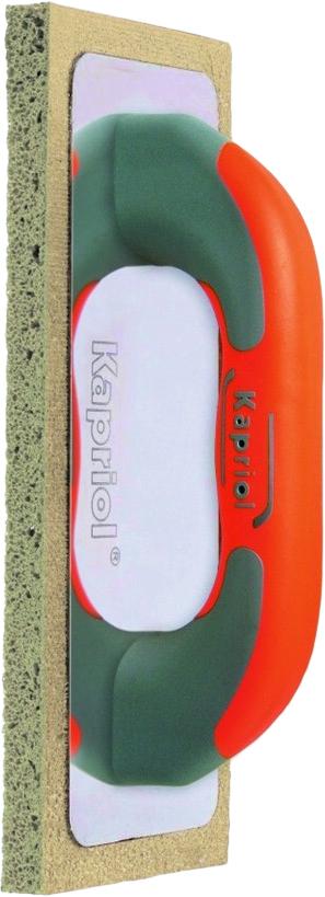 Kapriol 14х21 см (23061) - штукатурная терка с твердой губкой