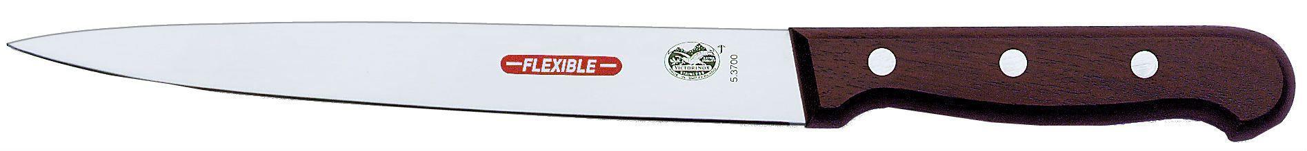 Victorinox 5.3700.18 - нож филейный, лезвие 18 см (Brown)Кухонные ножи, ложки, вилки<br>Нож филейный<br>