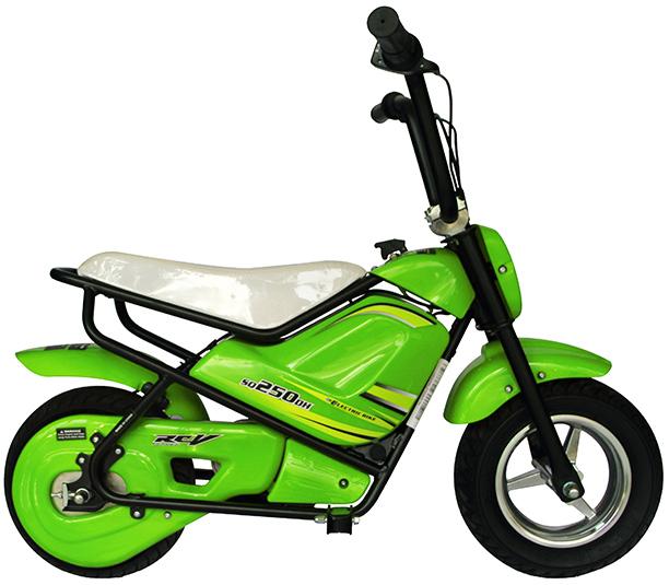 TVL Mini - детский электромопед (Green)