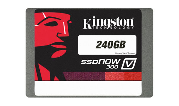 Kingston SSDNow V300 240GB (SV300S37A/240G) - SSD-накопитель