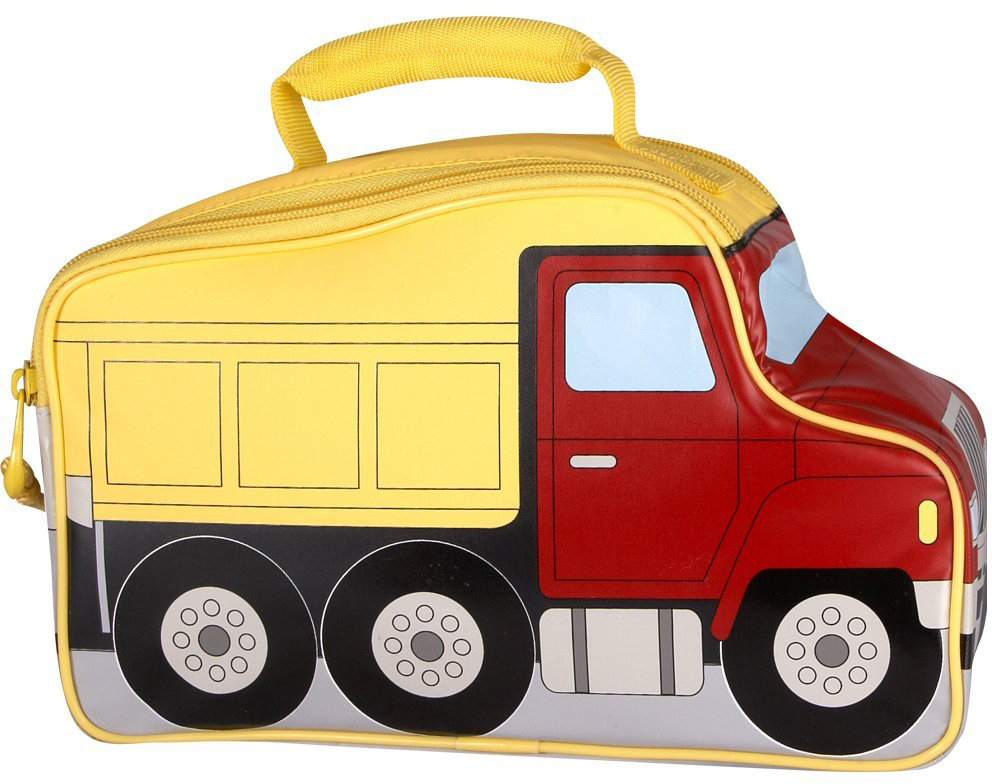 Thermos Truck Novelty (415905) - детская термосумка (Yellow/Red)