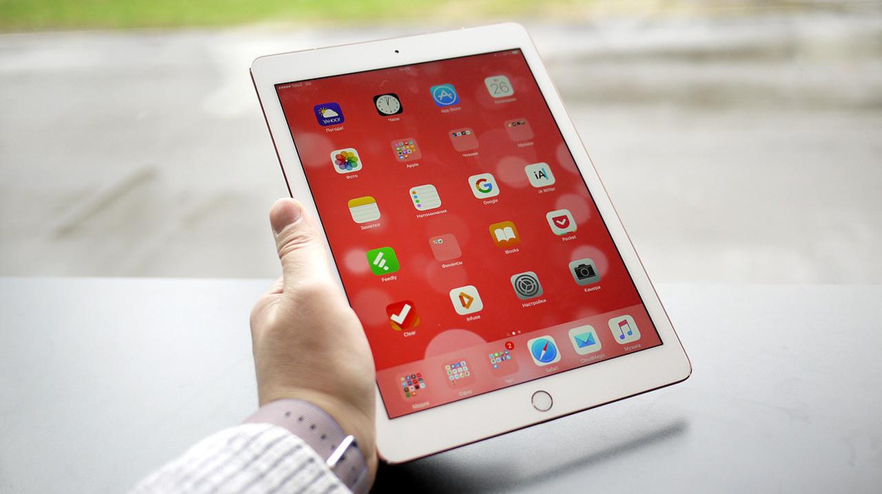 Планшет Apple iPad 9.7'' 32Gb Wi-Fi 2018 MR7G2RU/A (Silver)