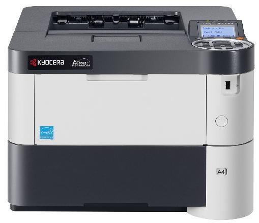 Kyocera FS-2100DN (1102MS3NL1) - лазерный принтер (Black/White)Лазерные принтеры<br>Лазерный принтер<br>