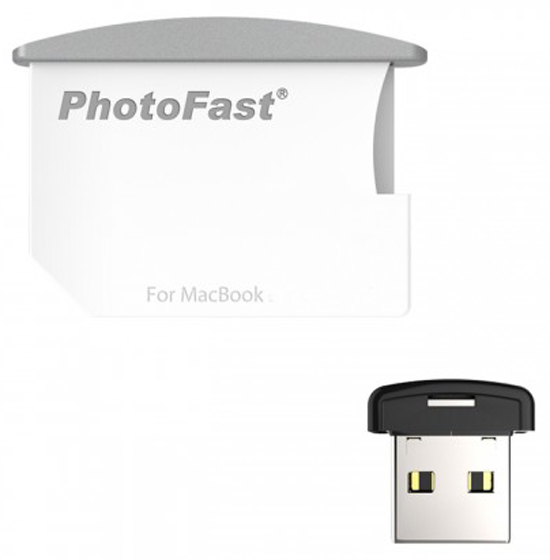 PhotoFast Memory Expansion Combo Kit CR8700#MBPR15