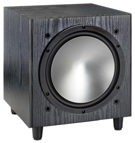 Monitor Audio Bronze W10 - активный сабвуфер (Black Oak)