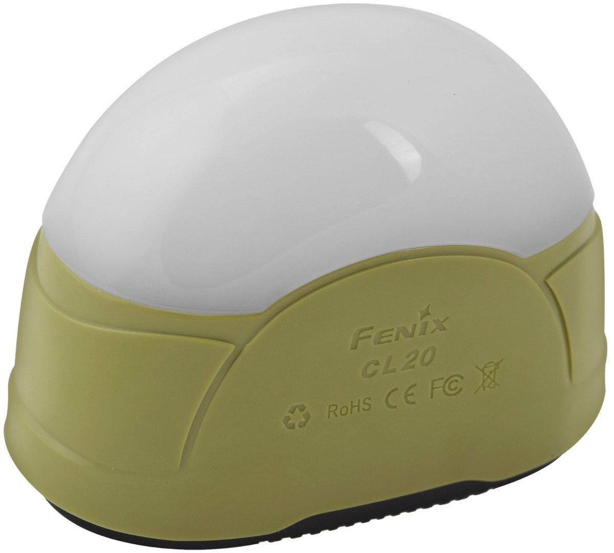 Fenix CL20 Camping Lantern (CL20o) - фонарь (Olive)
