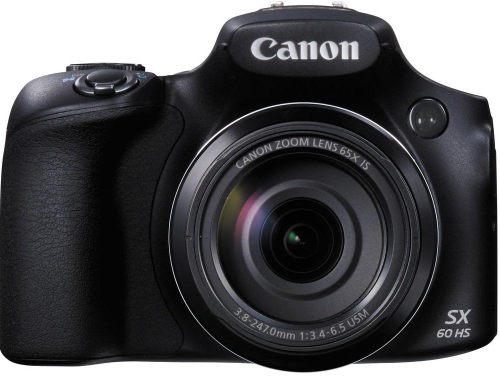 Фотоаппарат Canon PowerShot SX60 HS (9779B002)