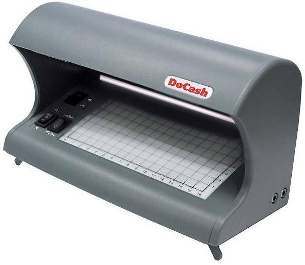 DoCash 530 (787) - УФ детектор банкнот docash r1 602 04 cr