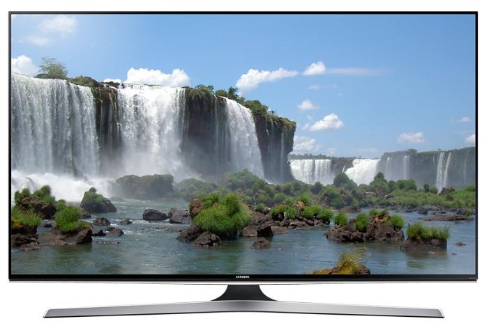 Samsung UE55J6200AUXRU - LED-телевизор (Black)Телевизоры Full HD<br>LED-телевизор<br>