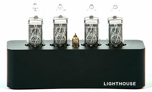 Настольные часы Lighthouse IN-14 (Black)