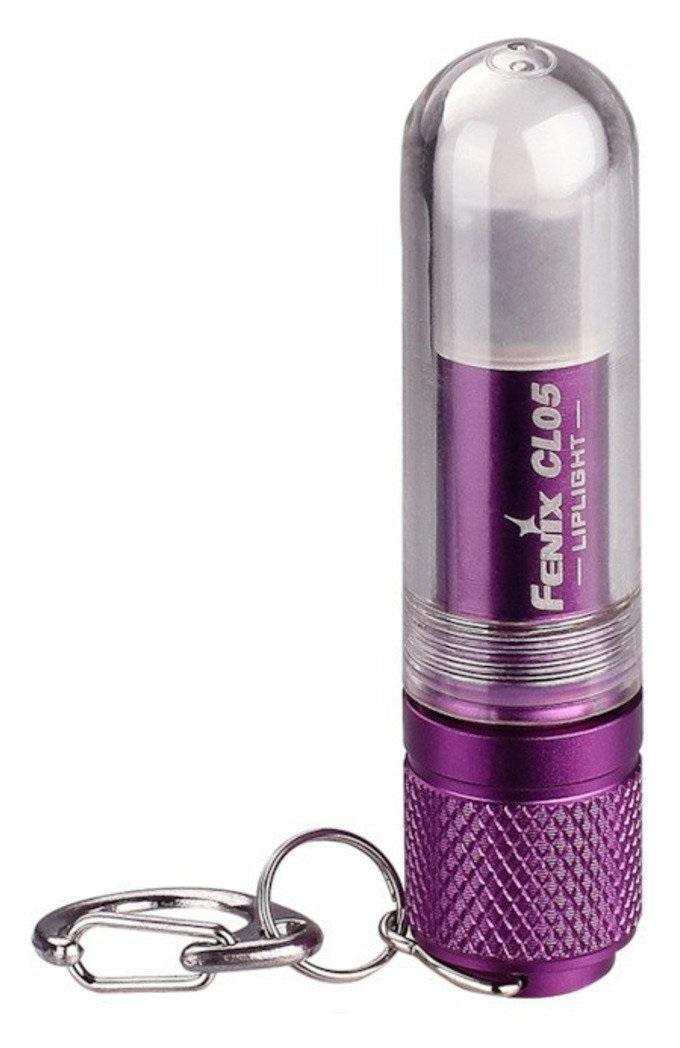Fenix CL05 (CL05P) - фонарик (Purple)