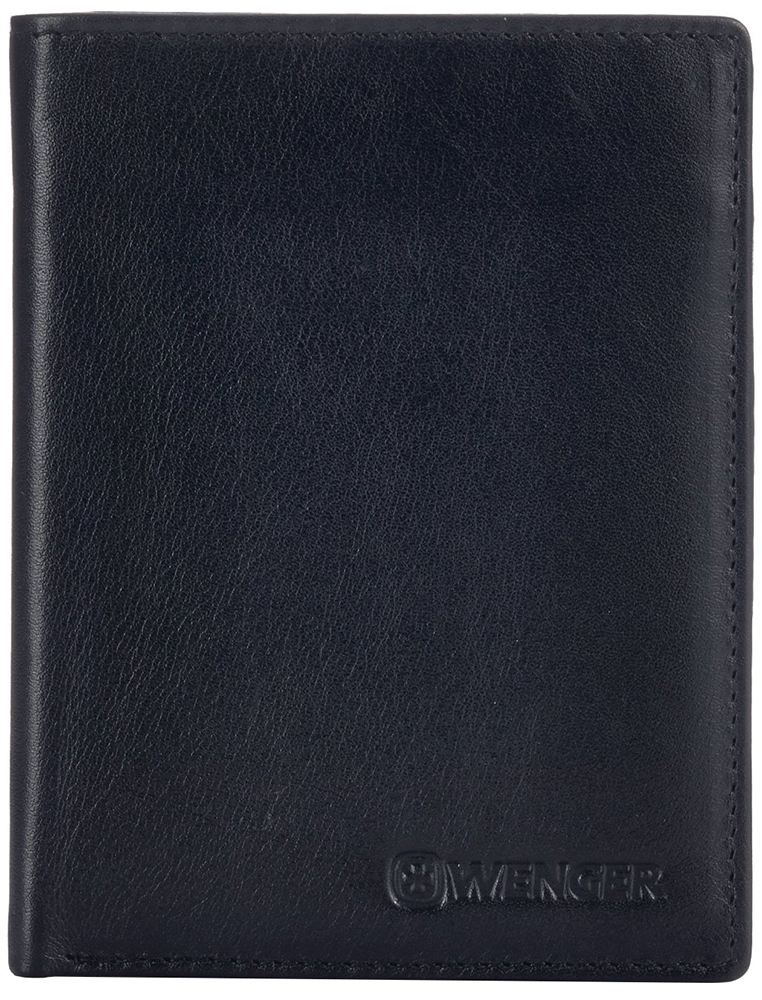 Wenger Alphubel (W2-03BLACK) - портмоне (Black)