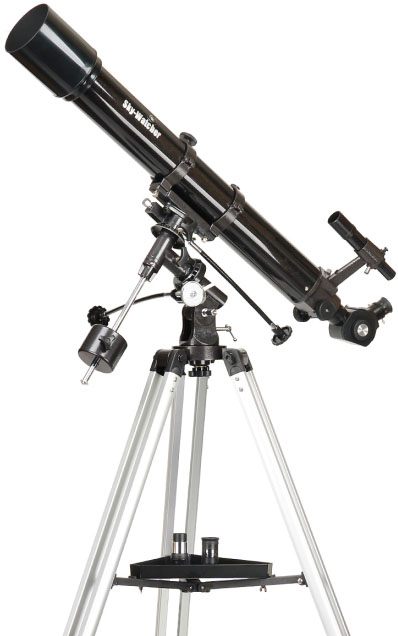 Synta Sky-Watcher BK 809EQ2 (67958) - телескоп-рефрактор (Black)