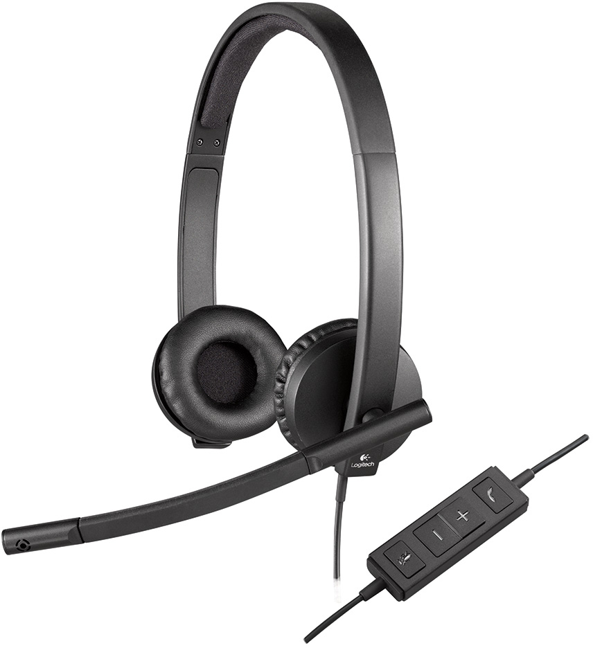 USB Headset Stereo