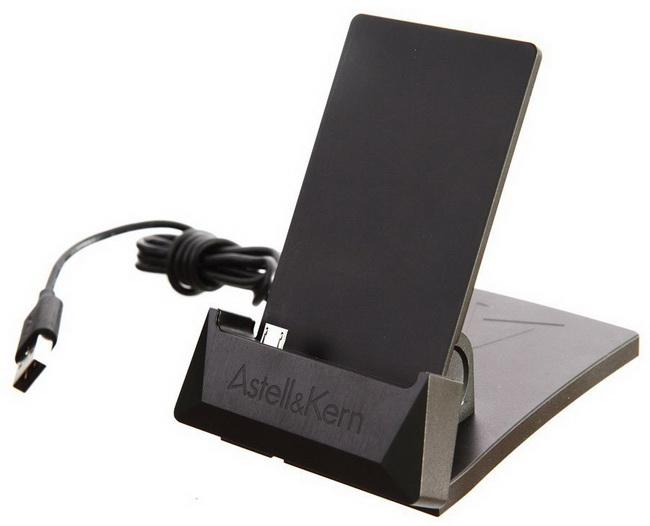 Astell&Kern AKS01 (2AKS010-CMBL01) - док-станция для AK100/AK120 AKS01 2AKS010-CMBL01