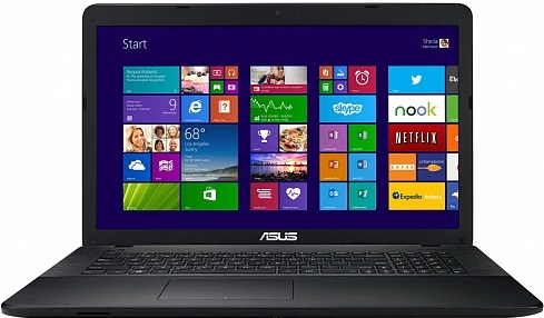 Ноутбук Asus X751LDV-TY140H 17.3, Intel Core i3 4030U 1.9 Ghz, 4Gb, 1Tb HDD (90NB04I1-M02120) ноутбук asus x751ldv ty140h 17 3 intel core i3 4030u 1 9 ghz 4gb 1tb hdd 90nb04i1 m02120