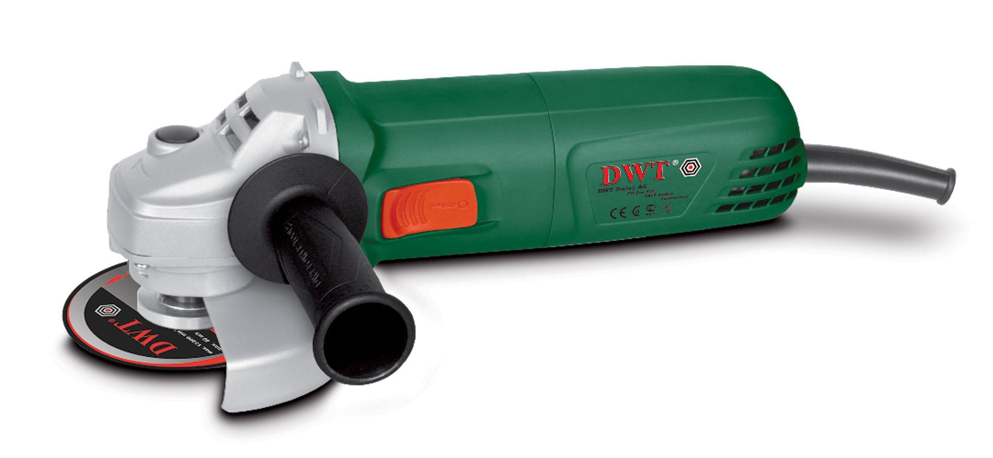 DWT WS08-115 - угловая шлитмашина (Green)Угловые шлифовальные машинки (Болгарки)<br>Шлифмашина<br>