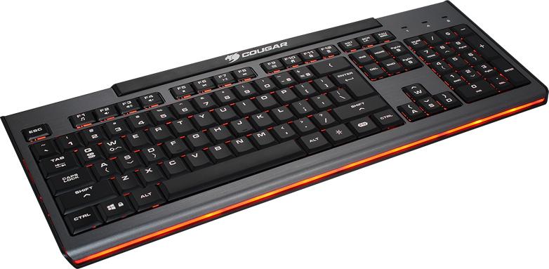 Cougar 200K - игровая клавиатура (Black)