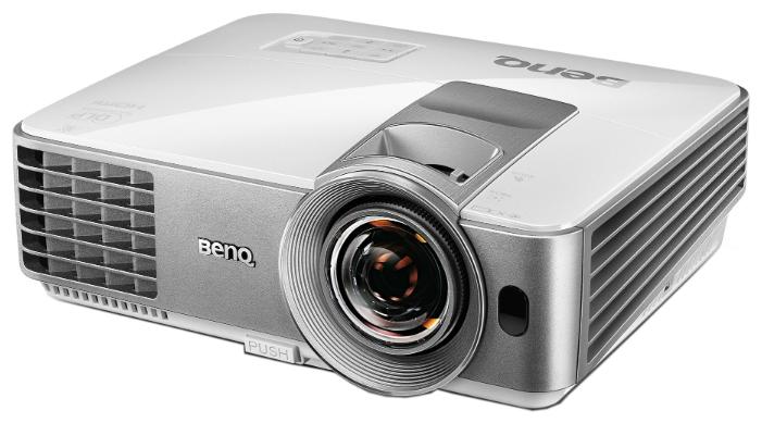 MS benq benq mx806st портативный серебристый