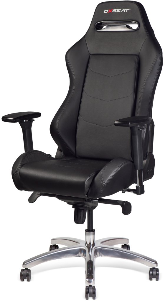 DXseat P01/X - компьютерное кресло (Black)