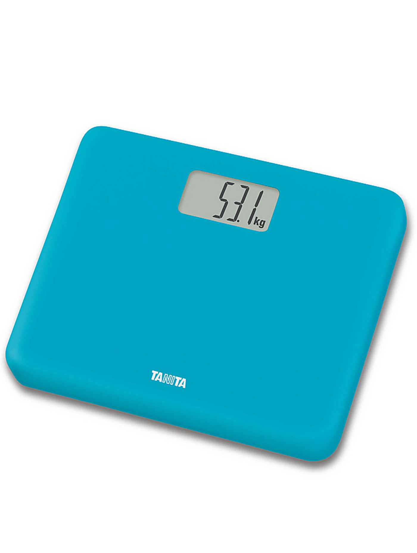 Бытовые электронные весы Tanita HD-660 - бытовые электронные весы (Blue)